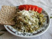 Brokolica s vajcom