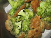 Vyprážaná brokolica