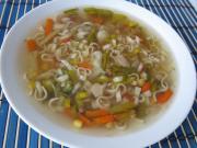 Jarná čínska polievka