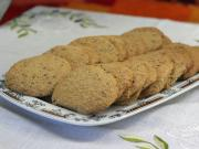 Orechovo - semiačkové keksy