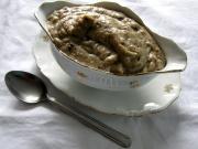 Pikantná baklažánová pasta