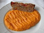 Tekvicové pyré z Hokkaido tekvice