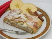 Jablkový koláč Harmonika