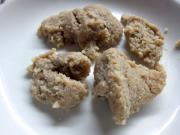 Pečeňové halušky do polievky