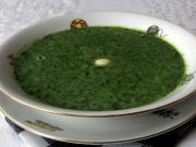 Špenátová polievka pre deti