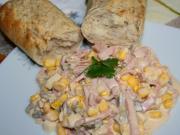 Lahôdkový kukuricový šalát