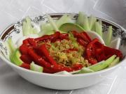 Ryžové rezance so zeleninou
