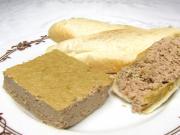 Pečená kuracia pečeňová paštéta
