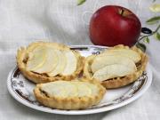 Jablkovo-orechové košíčky