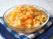 Kapustovo-mrkvový šalát