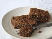 Cícerové čoko-orieškové brownies