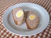 Fašírka s vajcom