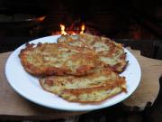 Chalupárske zemiakové placky