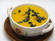 Smotanová Hokkaido polievka