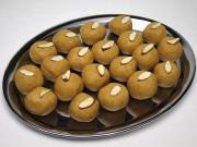 Cícerové guľôčky s mandľami