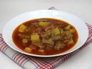 Mangalica kotlíkový guláš