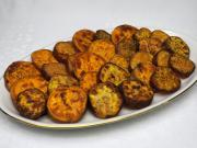 Pečené sladké zemiaky