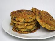 Zelerové placky so syrom