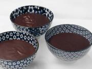 Domáci čokoládový puding