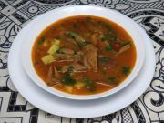 Rýdziková polievka